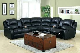 sectional couch black medium size of furniture leather sofa big lots with chaise and recliner power