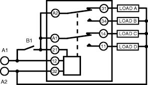 industrial control bulletin hta alternating relay