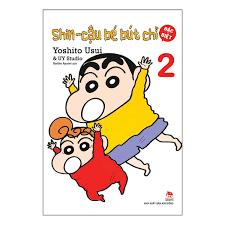 Shin - Cậu Bé Bút Chì - Tập 2 Ebook PDF/EPUB/PRC/MOBI