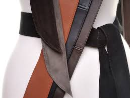 warm brown suede coat belt other colours