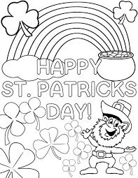 St Patricks Day Coloring Coloring Book St Patricks Day Coloring Pages Shrek Walking