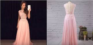 2018 lookbook collection of pink dresses by milly bridal