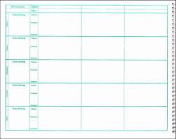 Teacher Weekly Planners Free Teacher Weekly Planner Template 10 Reinadela Selva