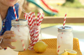 Decorating Mason Jars For Drinking DIY Mason Jar Cup With Straw The Prairie Homestead 70