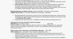 Nanny Resume Example Example How To Write A Proper Resume Example