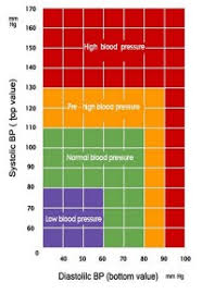 New Bp Chart Blood Pressure New Chart The New High Blood Pressure