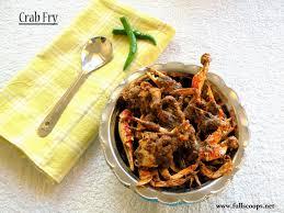 Crab Fry Recipe / Nandu Varuval Recipe ...