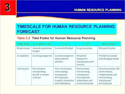 Long Term Strategic Planning Template