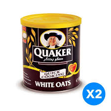 quaker oats tin 500 g pack of 2
