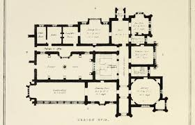 historic english country house plans chalk manor houses