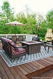 outdoor furniture arrangement ideas