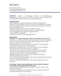 Samples Of Career Objectives For Resumes Manager Objective Bijeefopijburg Nl Career Project 569 2019