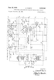 Lifier large size patent us3530390 operational lifier with varactor bridge drawing two 8 ohm