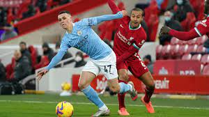 Liverpool 1-4 Manchester City: Phil Foden feels win can propel them to  Premier League title - Eurosport