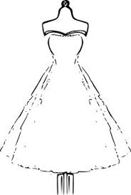 Small Picture Dress Coloring Pages Bestofcoloringcom