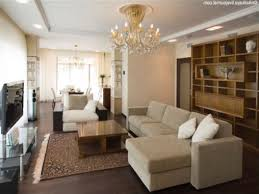 living room ideas brown sofa apartment. Small Apartment Interior Design Brown Sofa On Heavenly Carpet Breathtaking White Kitchen Island Black Polished Iron Legs Traditional Living Room Ideas