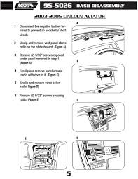 similiar lincoln aviator parts diagram keywords hopefully these pictures can help you your installation