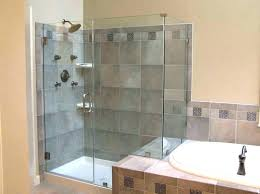 glass showers for small bathrooms thebetterwayinfo