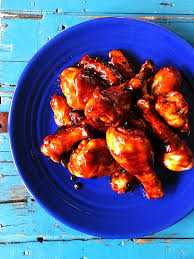 the kids have become obsessed with wings sticky sweet and y all of them are wanting to try things ier riskier and more which makes sense