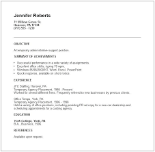 example resume letter example of a short resume short resume short and sweet resume cover