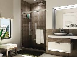 semi frameless shower doors. Verona Shower Semi-frameless Sliding Doors. High-resolution Photo Semi Frameless Doors