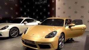 Porsche Sahipleriyle Buluştu! / 2018 Magnum Edition Porsche - YouTube