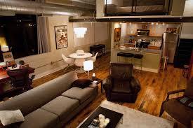 office in living room. The Loft Office In Living Room