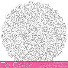 Small Picture 101 best mandalas images on Pinterest Coloring books Coloring