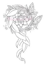 Small Picture 131 best Dream Catcher Colouring Pages images on Pinterest