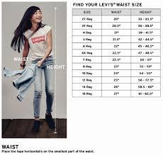 Levi S Misses Jeans Size Chart Levis Kids 710 Rayon Super Skinny Jeans Little Kids