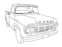 gerald ford coloring page old truck coloring pages ford coloring pages ford trucks coloring color ideas for living room with dark wood floors