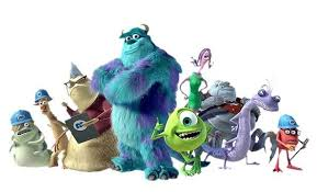 monster inc characters. Beautiful Inc When I Saw The First Trailer Monsters University Was So Happy To Find  Out He Protagonist Granted Love Sulley But Wanted Know More About  Inside Monster Inc Characters M