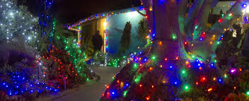 Garrison Street Lights Point Loma San Diego Ckensington Chirstmas Lights