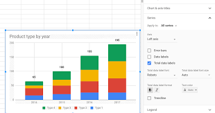 G Suite Updates Blog Get More Control Over Chart Data