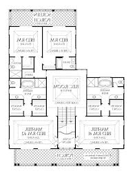 elegant house plans with 2 master suites and house plan 2 master bedroom house plans lovely