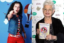 Four of her books appear in the bbc's the big read poll of the. Jacqueline Wilson Reveals Tracy Beaker Is Now A Single Mum Living On A Council Estate In New Book