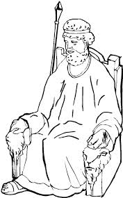 Small Picture The Throne of King Samuel Coloring Page NetArt