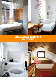 Sleeping Solutions For Small Bedrooms Small Space Sleeping Solutions Apartment Therapy