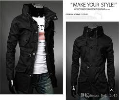 autumn winter high quality fashion mens trench coat xl men long coat winter jacket man long coat outdoor overcoat man leather jackets branded winter
