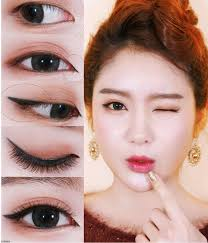 korean wedding makeup tutorial elegant skin makeup and ideas with anese makeup step by step with asian