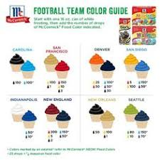 Mccormick Food Coloring Chart 10 Best Mccormick Color Chart Images Food Coloring Chart