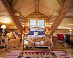 Small Rustic Bedroom Wonderful Small Space Rustic Bedroom Themes With Handmade High