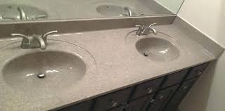 resurface tile countertops bathroom refinishing reglazing tile countertops