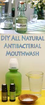 the diy mouthwash contains nothing that you don t want to put in your mouth