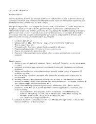 Computer Repair Technician Job Description And Salary Expert User
