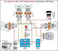 looper guitar pedal wiring diagram wiring diagram libraries looper guitar pedal wiring diagram