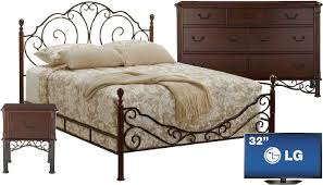 Slumberland Furniture Toulouse Collection. Queen bedroom set ...