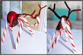 How To Decorate A Cane make candy cane decorations Candy Cane Decorations for Christmas 10