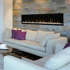ignite xl 74 linear electric fireplace