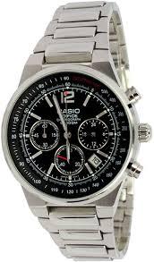 Наручные <b>часы Casio</b> Edifice <b>EF</b>-<b>500D</b>-<b>1A</b> — купить в интернет ...